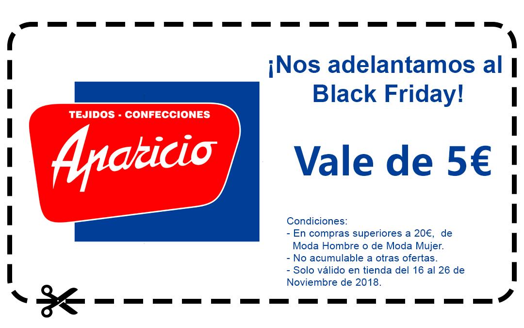 ¡Nos adelantamos al Black Friday! – Promoción caducada