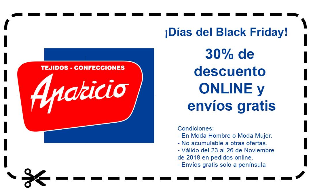 Días del BLACK FRIDAY – Promoción caducada