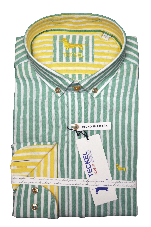 Camisa Teckel | Tejidos y Confecciones Aparicio